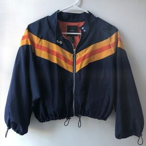 Colorblock Track Jacket
